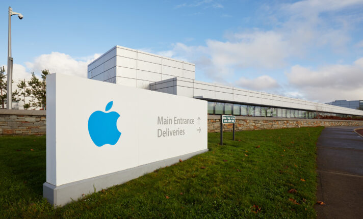 Fábrica da Apple na Irlanda celebra 40 anos