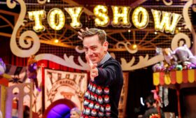 The Late Late Toy Show: o especial de Natal dos irlandeses