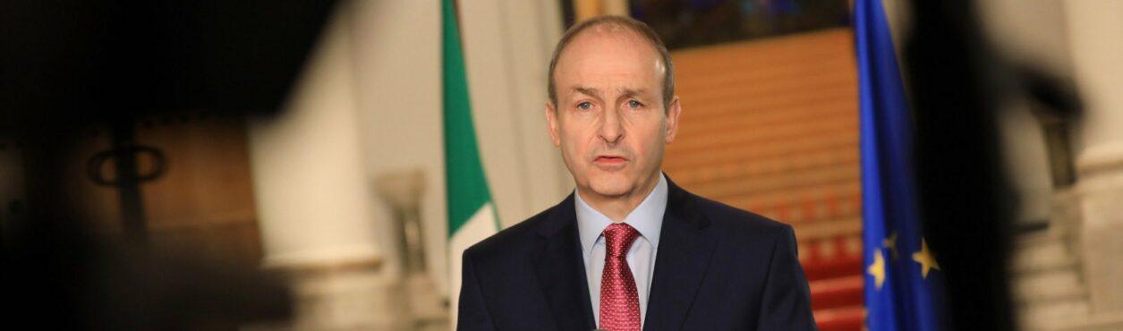 Irlanda flexibiliza lockdown a partir de amanhã