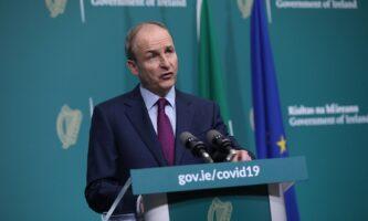 Governo confirma extensão do lockdown na Irlanda até 5 de março