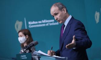 Covid-19: lockdown deve ser estendido na Irlanda até março e medidas drásticas deverão restringir viajantes