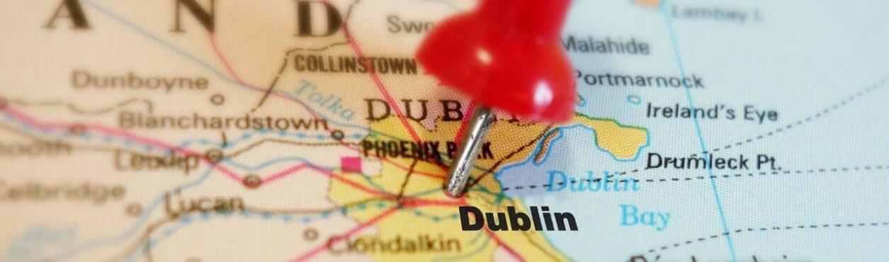 Entendendo o mapa de Dublin – E-Dublincast (Ep. 103)