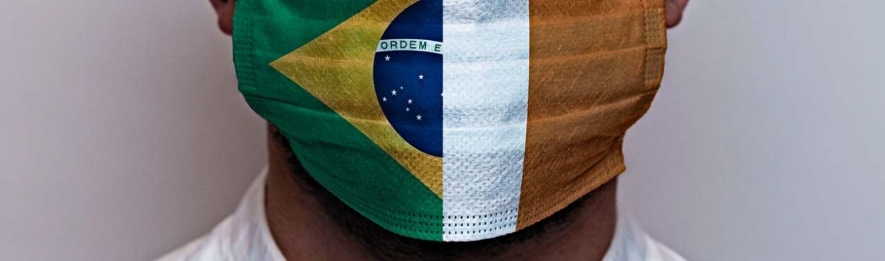 Lidando com o lockdown no Brasil e na Irlanda – E-Dublincast (Ep. 107)