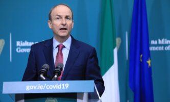 Lockdown é estendido na Irlanda até 5 de abril
