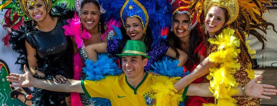 Cultura brasileira vai integrar versão online do St. Patrick's Festival 2021