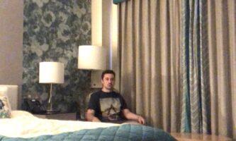 Brasileiro narra rotina durante quarentena em hotel na Irlanda