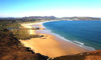 Quais são as 10 melhores praias da Irlanda