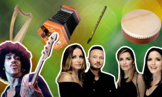 Música celta e a influência no rock e no pop – E-Dublincast (Ep. 116)